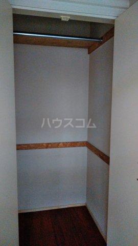 ユトリロ南栄 104号室の収納