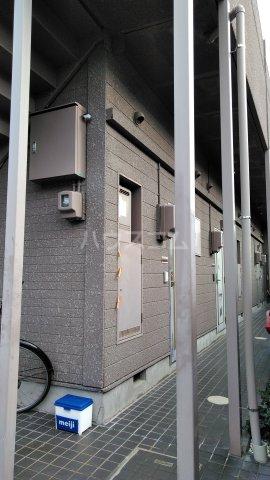 ユトリロ南栄 104号室のエントランス
