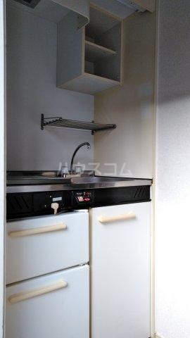 ユトリロ南栄 204号室のキッチン