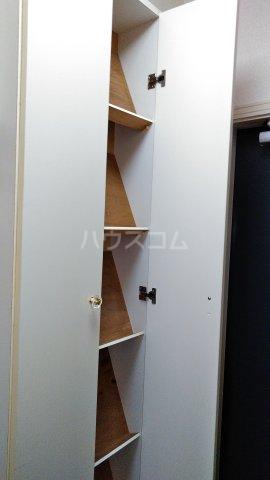 ユトリロ南栄 204号室の設備