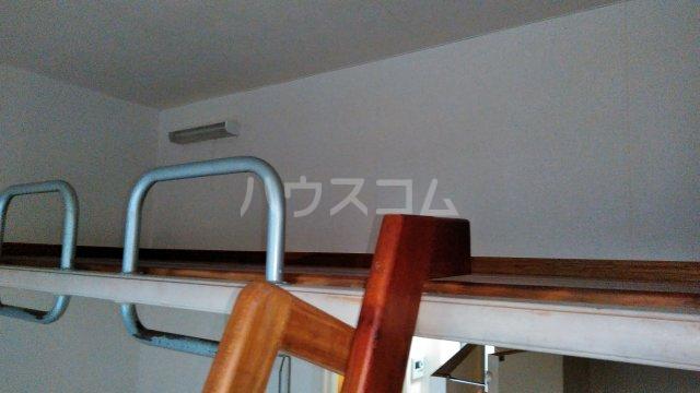 ユトリロ南栄 204号室のベッドルーム