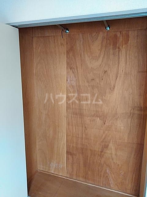 ユトリロ曙 1-D号室の収納