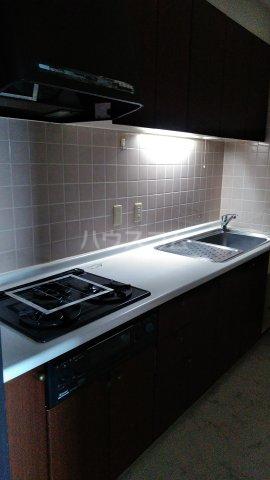 エスポア曙 503号室のキッチン