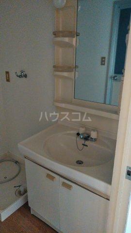 エクシード36 107号室の洗面所