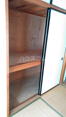 エクシード36 107号室の収納