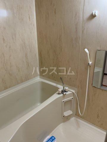 ビアンシュール美園 203号室の風呂