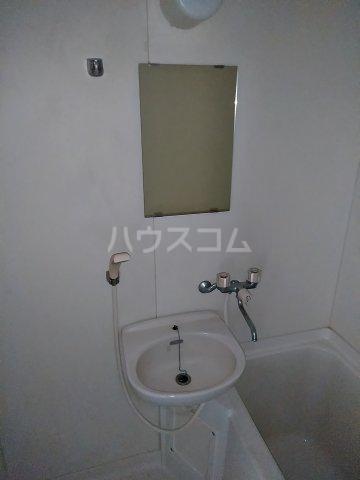 セザンヌ高師 A 106号室の洗面所