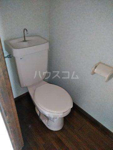 セザンヌ高師 A 106号室のトイレ
