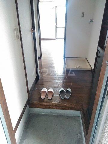 セザンヌ高師 A 106号室の玄関