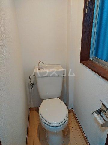 ハイツ井原のトイレ