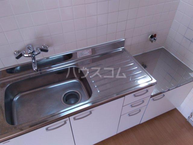ラフォーレ西沢 101号室のキッチン