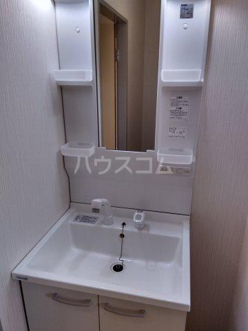 ラフォーレ西沢 101号室の洗面所