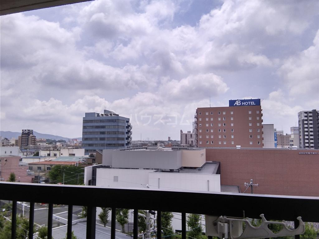 白河ハイツ 501号室の景色