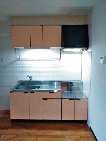 シェスタヴィラ弐番館 302号室のキッチン