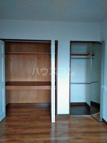 シェスタヴィラ弐番館 302号室の収納