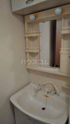 ピグレット 103号室の洗面所