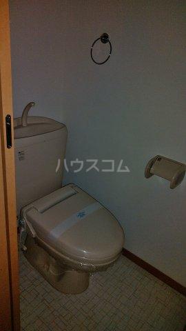 スタットアンクム Aのトイレ