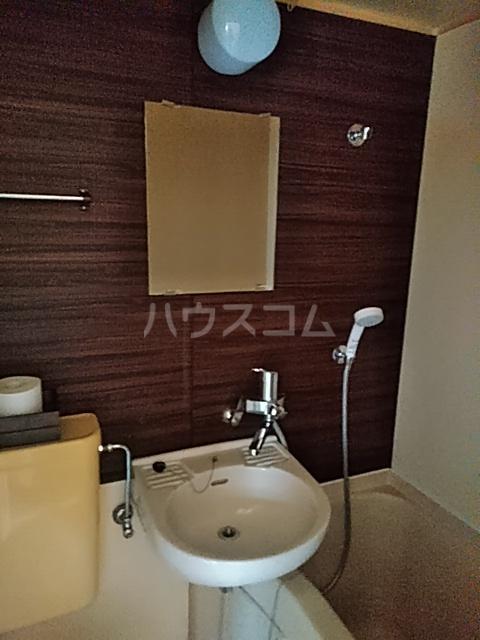 ウェステール栄 102号室の洗面所