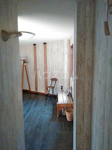 ウェステール栄 102号室の玄関