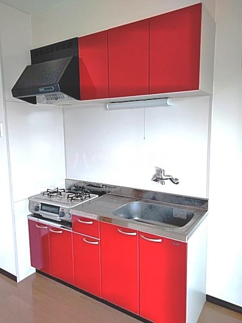 スマート・MS 301号室のキッチン