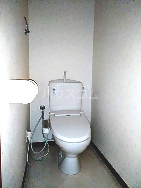 スマート・MS 301号室のトイレ
