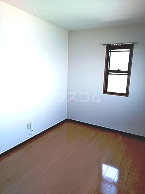 スマート・MS 301号室のベッドルーム