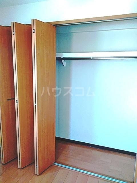 スマート・MS 301号室の収納