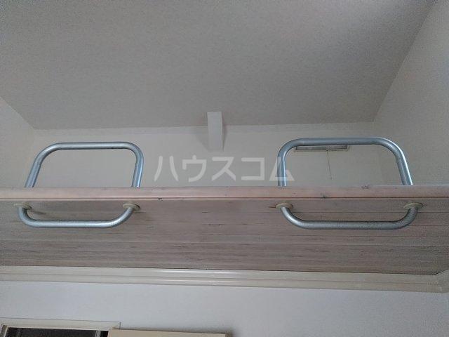 レオパレス21東八丁第3 201号室のベッドルーム