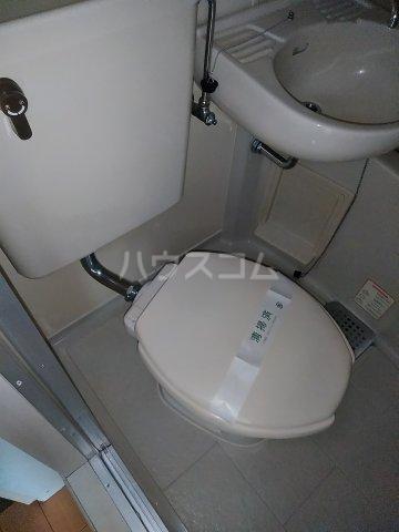 レオパレス21東八丁第3 201号室の洗面所