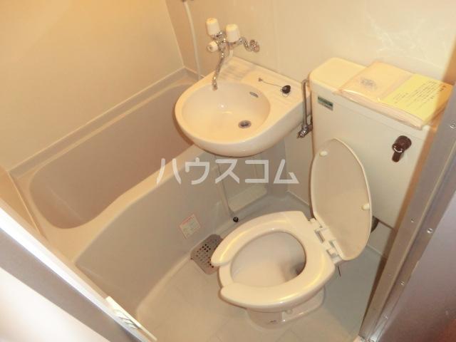 ユトリロ談合町 203号室のトイレ