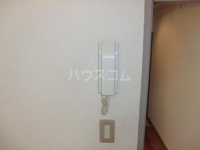 ユトリロ談合町 208号室のセキュリティ