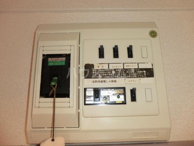 ユトリロ談合町 208号室の設備