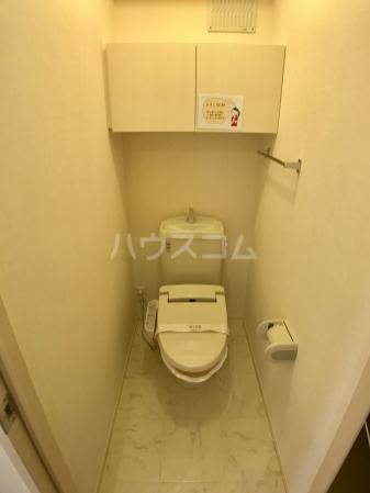 ドルチェ蒲郡栄町 B棟 105号室のトイレ