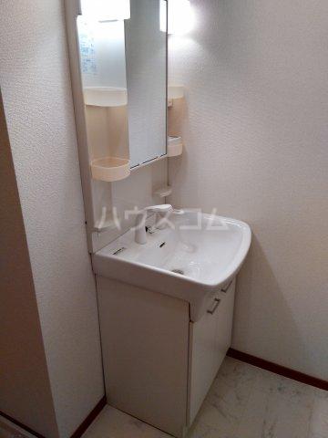 ブロードタウン神野Ⅱ C 103号室の洗面所