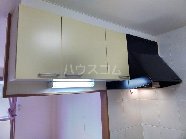 ブロードタウン神野Ⅱ C 103号室のキッチン