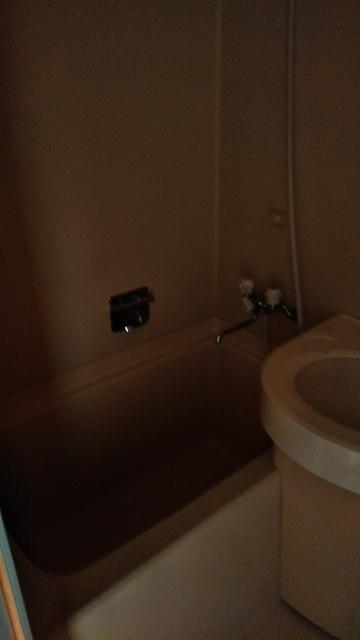 is高師 211号室の風呂