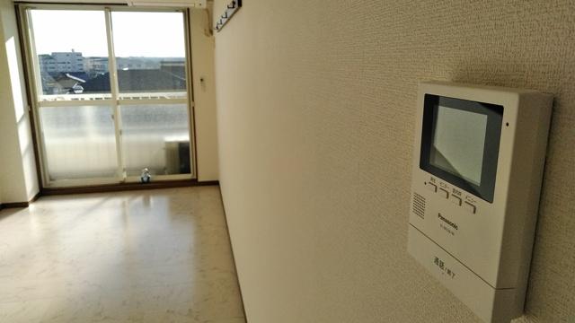 is高師 211号室のセキュリティ