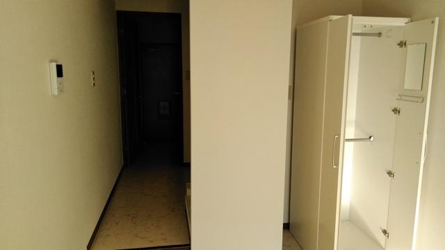 is高師 211号室の収納