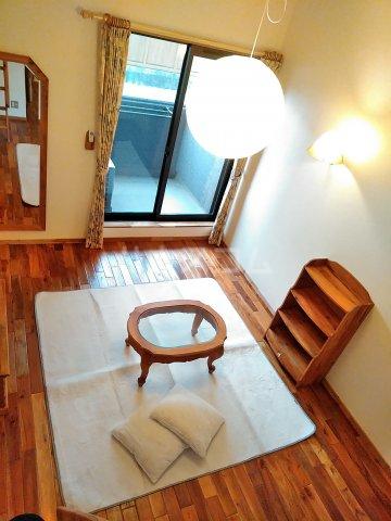 セザンヌ小坂井 106号室の居室