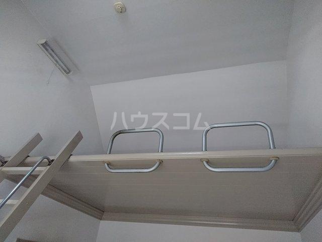 セザンヌP2 204号室の収納