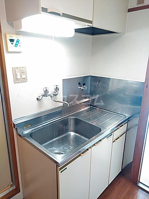 ハイシティ弥生 305号室のキッチン