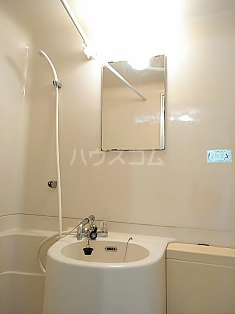 ハイシティ弥生 305号室の洗面所