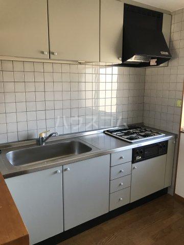 ヴィラスクエアⅠ 302号室のキッチン