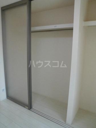 D-room kume 201号室の収納