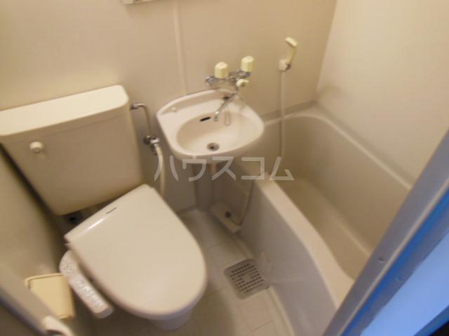 コモックピア 2D号室の風呂
