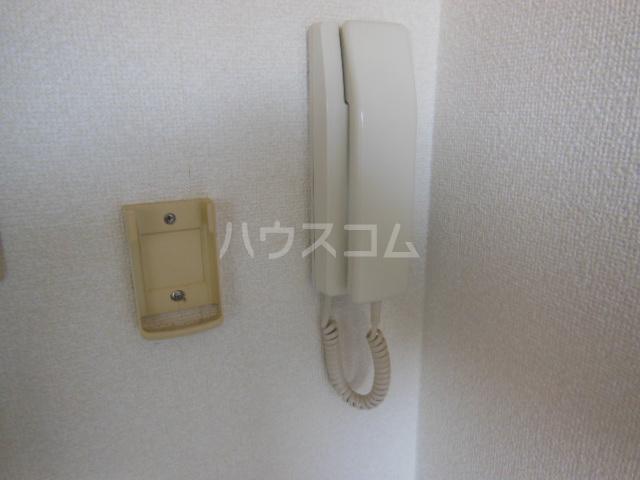 コモックピア 2D号室のセキュリティ