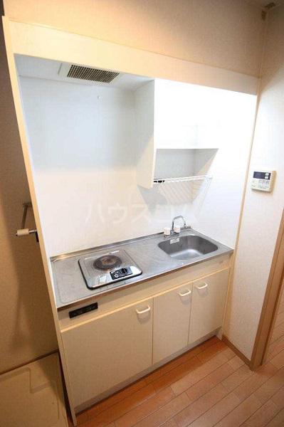 サンメルト高宮東 302号室のキッチン
