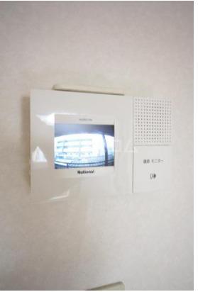サンメルト高宮東 302号室のセキュリティ