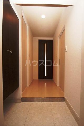 レジデンス住吉 703号室の玄関
