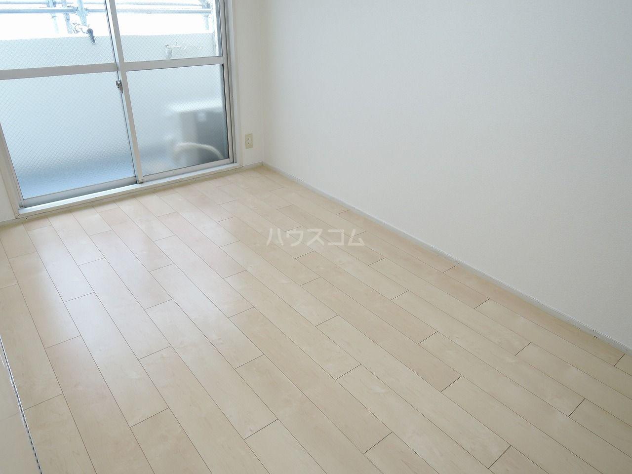 ロマネスク箱崎 401号室のベッドルーム